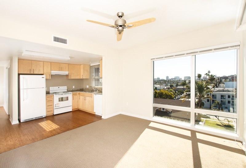 lb senior apartments interior view1